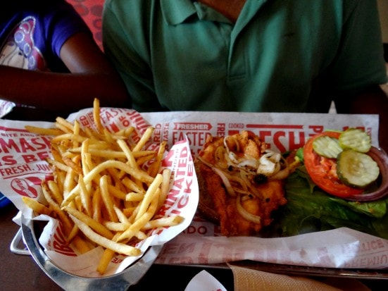Smashburger- Casual Dining Packed With Flavor!  (9)