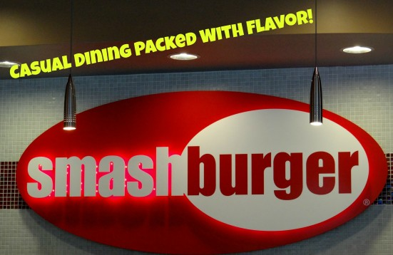 Smashburger- Casual Dining Packed With Flavor!  - Mommy Snippets
