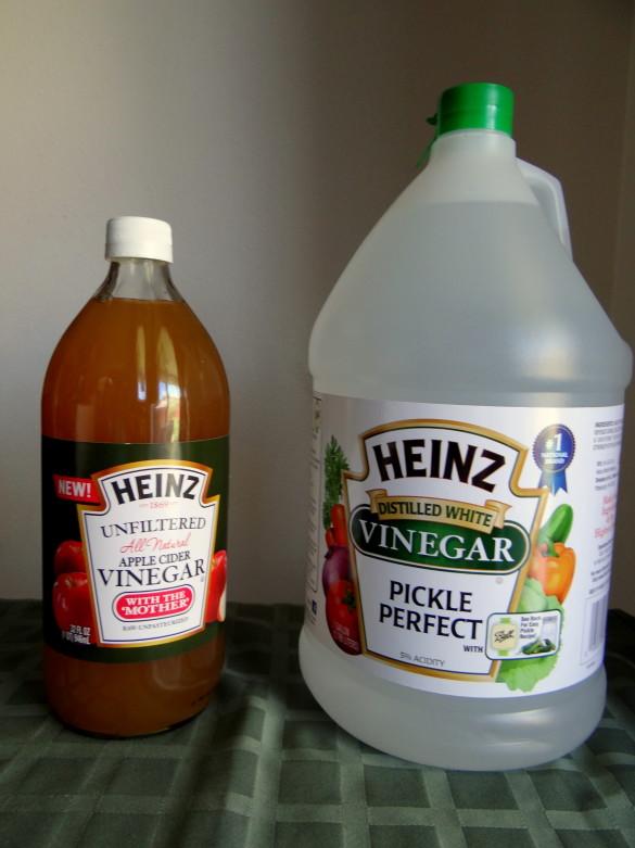 Distilled Vinegar On Natural Hair