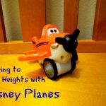 Soaring to New Heights with Disney Planes {#WorldOfCars #Shop with #CBias}