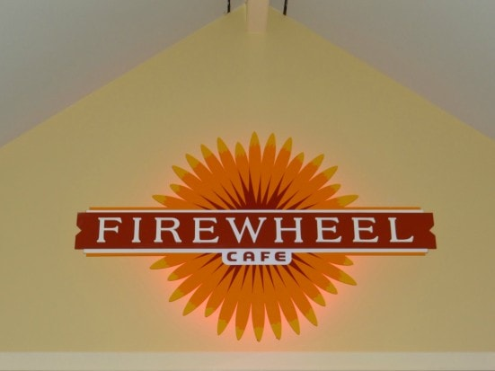 Fresh, Wholesome & Tasty...the Firewheel Cafe mantra in Lost Pines, Texas 1