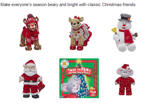 Build-A-Bear Workshop   For Immediate Release