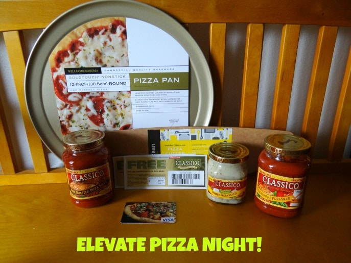 Classico Elevate Pizza Night