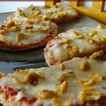 Double Cheese and Chicken Pizza { Elevating Pizza Night with Classico}
