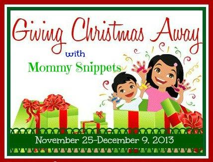 Announcing: Giving Christmas Away 2013