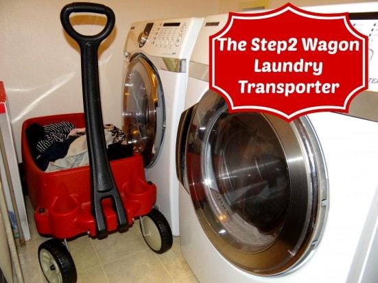 Step2 Wagon Laundry Transporter