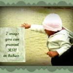 7 ways you can prevent RSV in babies { #RSVAwareness }