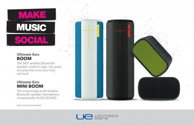 Click to access the 10% off select headphones and portable speakers promotional offer.