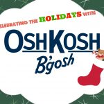 Celebrating the holidays with OshKosh B'gosh