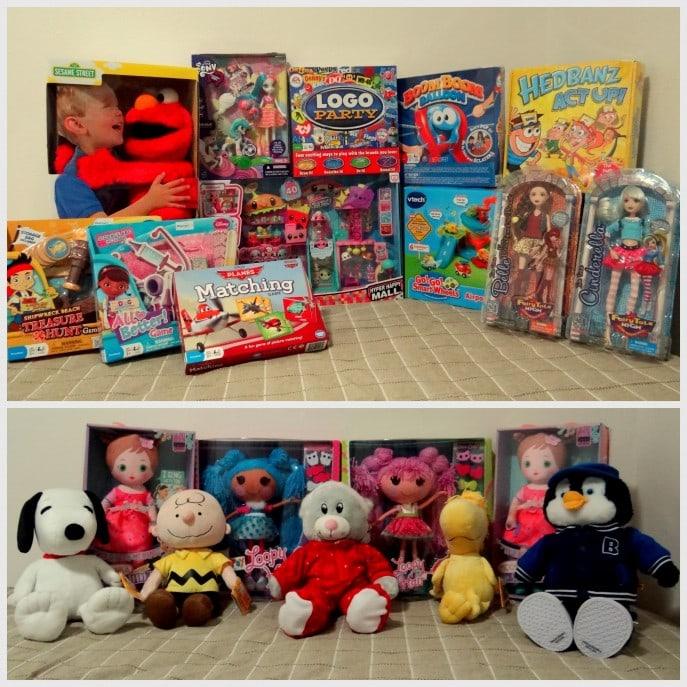 Give Christmas 2013-set 1