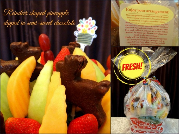 Edible Arrangements - Fresh- Mommy Snippets