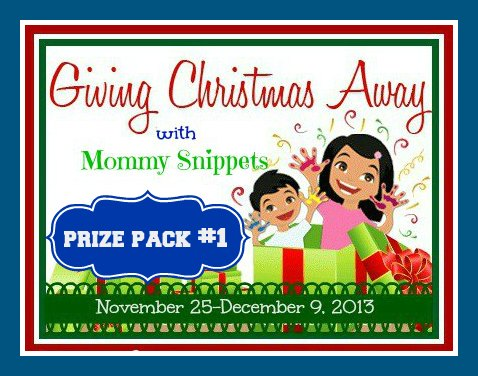 Prize Pack 1 Giving-Christmas-Away-2013
