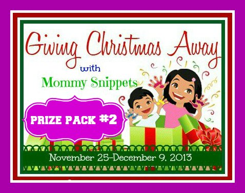 Prize Pack #2 Giving-Christmas-Away-2013