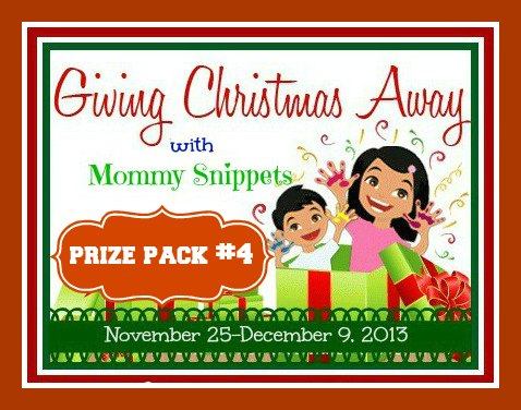 Prize Pack #4 Giving-Christmas-Away-2013