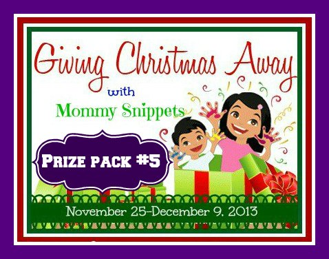 Prize Pack #5 Giving-Christmas-Away-2013