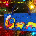 Easy-to-make Model Magic Christmas tree ornaments {+ Crayola Pack Giveaway}