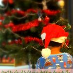 Decorating the Christmas Tree : {Almost} Wordless Wednesday