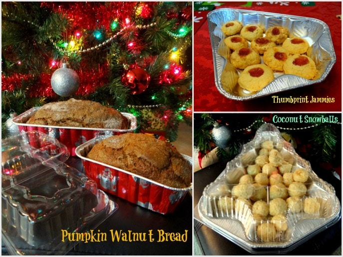 Christmas Baking with Handi-foil