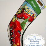 Using my Brother P-touch label maker through the holidays! {#PTouch25 #MC}