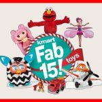 Kmart's Fab 15 Christmas Toys {+ A Hot Wheels Car Maker Giveaway}
