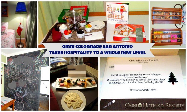 3 reasons why we love the Omni Colonnade San Antonio