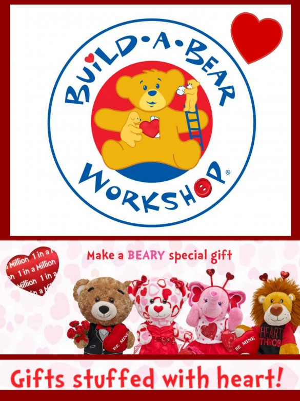 Build a bear valentine