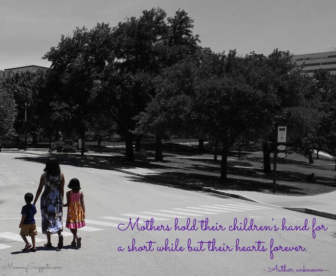 Quote on Mothers- Mommy Snippets