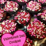 Valentine's Day Cookies- Easy as 1-2-3 Mommy Snippets