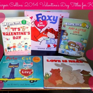 HarperCollins Book Guide for Kids (2014 Spring Publications)