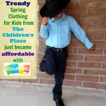 Affordable, Trendy, Spring Clothing For Kids {+ 200$ Gift Card Giveaway}