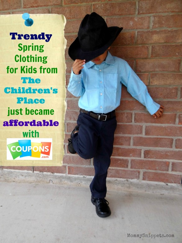 Affordable, Trendy, Spring Clothing For Kids