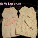 Little Me Baby Gowns : Comfort at Bedtime