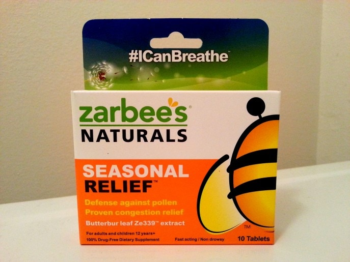 Zarrbee's Naturals Seasonal Relief
