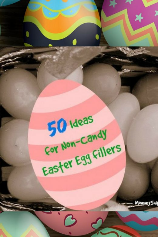 50 Of The Best Non Candy Easter Egg Fillers For Regular Sized And Jumbo Eggs
