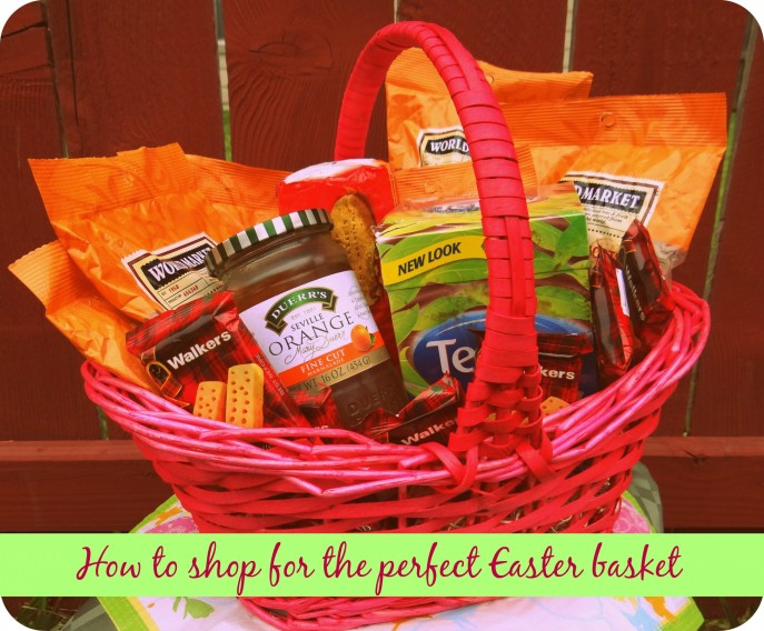 How to shop for the perfect Easter basket
