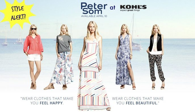 Peter Som for DesigNation Collection  Coming Spring 2014   Kohl's