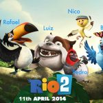RIO2 arrives on April 11! {+ 50$ Gift Card & #RIO2 Activity Pack Giveaway}