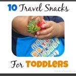Road Trip Tips for when You Travel with a Toddler