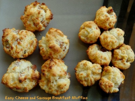 Easy-Cheese-and-Sausage-Breakfast-Muffins.-687x515