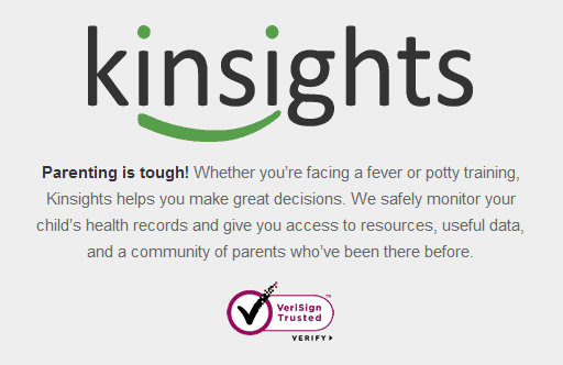 Registration Complete - Kinsights - Helping Grow Healthy Kids, Together