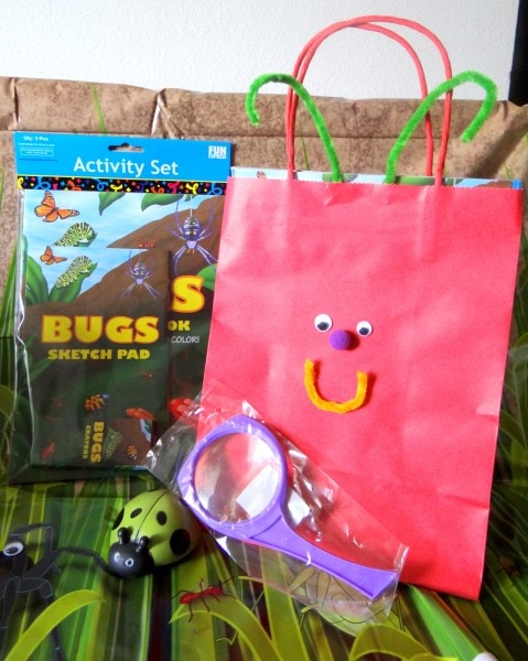 Insect/bug themed party