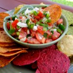 Spice up the games {A Fiery Salsa Recipe}