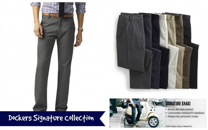 Dockers Signature Collection