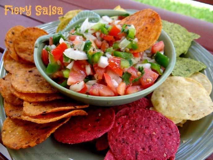 Fiery Salsa