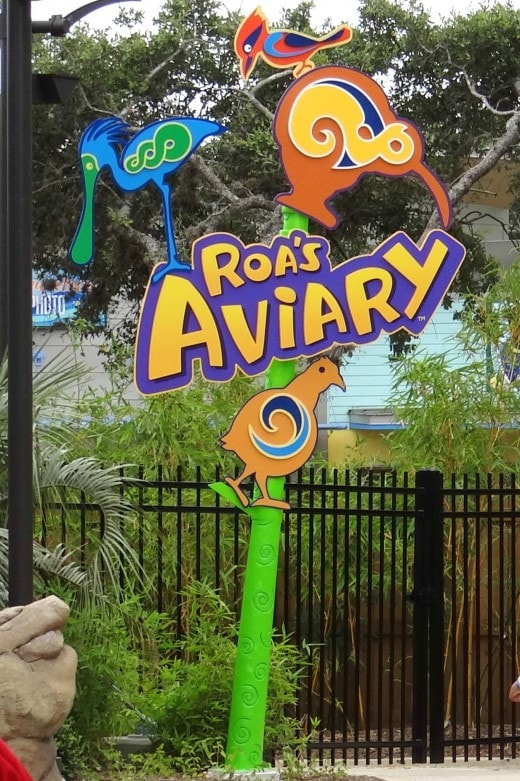 Roa's Aviary is Aquatica's new feathered exhibit (2)