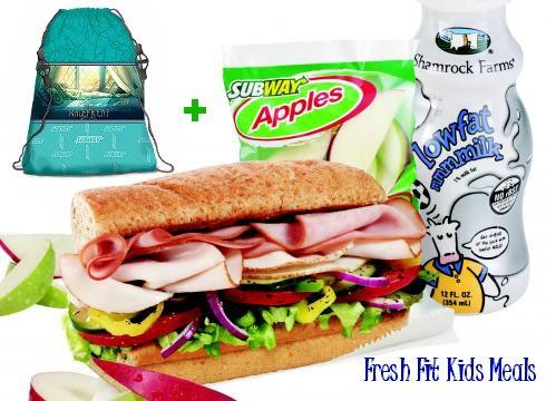 Subway Fresh Fit Kids