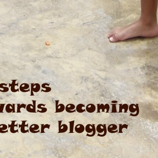 10 steps towards becoming a better blogger {#AdventureCon14}