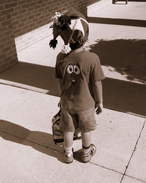 Extraordinary kid (5)