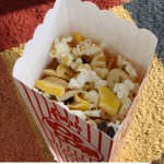 Healthy Popcorn Trail Mix for Movie Night {#StreamTeam}