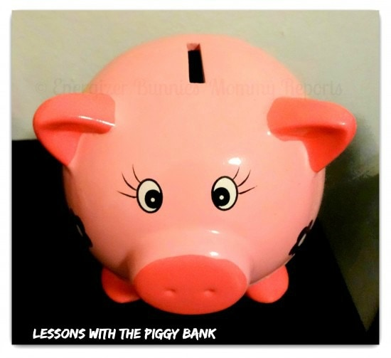 Lessons with the Piggy Bank